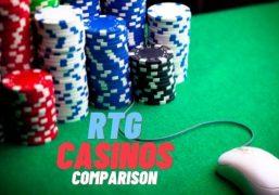 rtg casinos comparison
